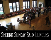 Second Sunday Sack Lunches
